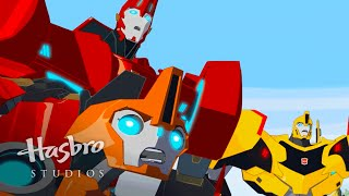 Transformers Robots in Disguise - EXCLUSIVE First Look