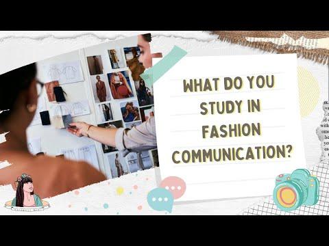 Studying Fashion Communication in India | Fashion Week With Shivangi