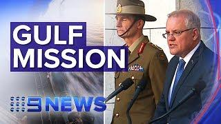 Australia to join U.S. shipping mission as Iran tensions grow   Nine News Australia
