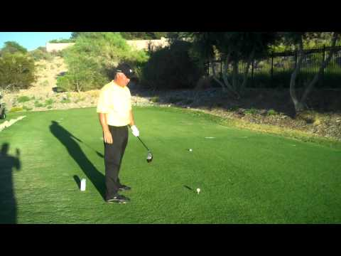 How To Hit A Fade, Draw, Low, High And Combination Golf Shots