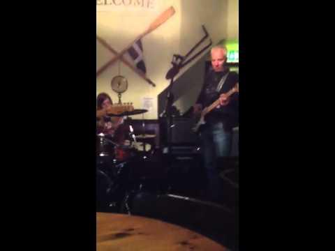 Jam session at the Dock inn Penzance