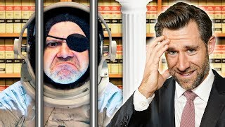 Download The World's First Space Crime? IN SPACE! (Real Law Review) Video