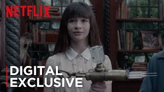 Violet Baudelaire: The Invincible and Inimitable Inventor   Digital Exclusive   Netflix