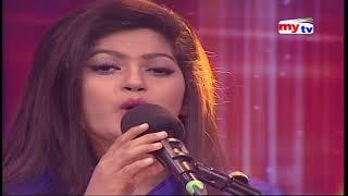 Bonna (বন্যা) & Rana (রানা) | Live Performance | Bangla Song |  Rong | Bangla Music Program | mytv