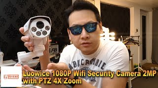 Victure 1080P FHD WiFi IP Camera Wireless Indoor Camera