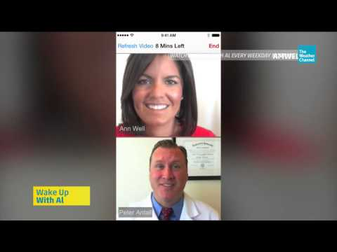 Wake Up With Al: Online Doctor Visits