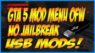 GTA 5 How to Install Mod Menu On OFW PS3 4 81 1 27-1 28/ GTA 5 NEW 3