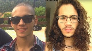 16 Months Hair Growth Time Lapse (PICTURE A DAY) | Daikhlo