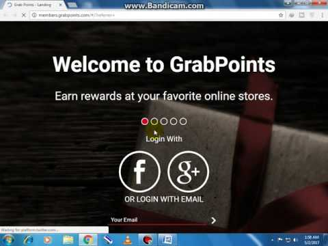 How to earn money from grabpoint 2017
