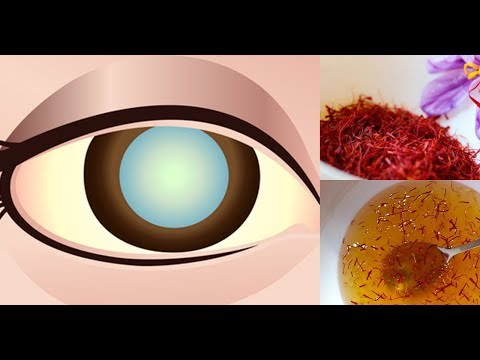 Restore 97% of Your Vision with Saffron