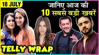 Adnan Khan Fire STUNT, Karishma Sharma Super 30 Song, Dipika Kakar Lost FRIEND | Top 10 Telly News