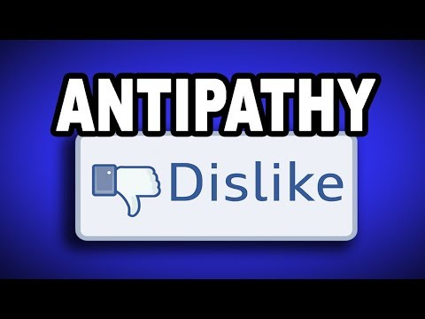 Learn English Words: ANTIPATHY - Meaning, Vocabulary with Pictures and Examples