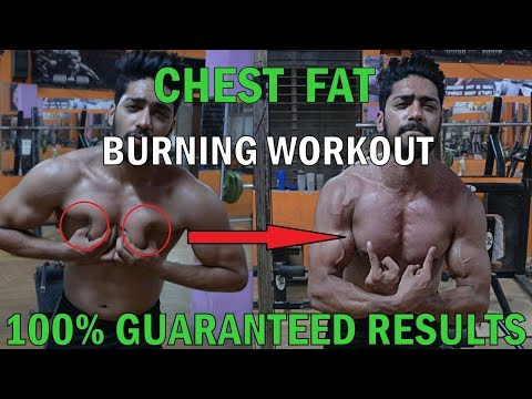 How to Lose CHEST FAT Fast | Most Effective Workout - 100% GUARANTEED RESULTS