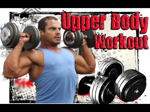 Beginners UPPER BODY Workout Program