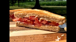 Toasted Tomato Sandwich - You Suck at Cooking (episode 79)