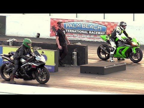 Street bikes racing- R1 vs Hayabusa,Ninja vs CBR  Hayabusa vs Kawasaki and more