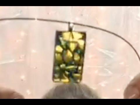 #35 Pebble Pendant