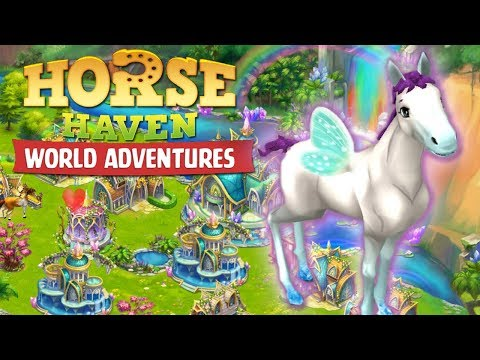 Missing Our Fantastic Foals! 🐴 Horse Haven: World Adventures