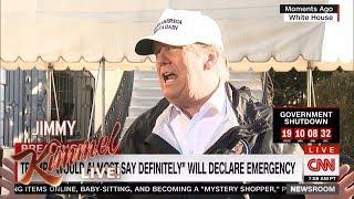 Trump Does NOT Have Temper Tantrums