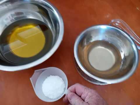 Cold Process Liquid Castile Soap
