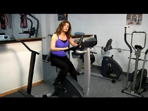 How to Tone Your Lower Abs by Riding a Bicycle : Fitness & Exercise Tips