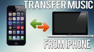 How To Transfer Music From Iphoneipodipad To Your Computer Free Windo