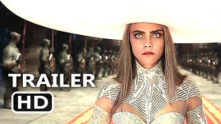 "VALERIAN ""Priceless"" Official Clip + 2 NEW Tv Spots (2017) Cara Delevingne Movie HD"