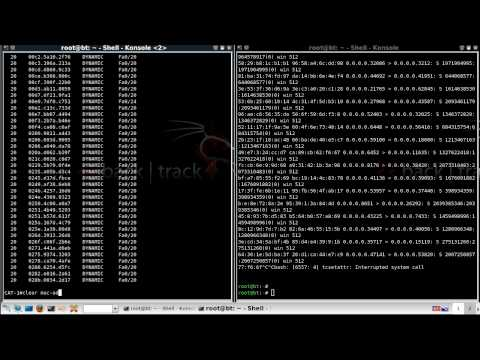 Cisco Layer 3 Switch MAC Flood Attack