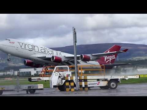 Virgin Atlantic VS71 - GLA-MCO - 26-AUG-17
