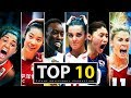 Top 10 Best Women's Volleyball Players  In The World ᴴᴰ