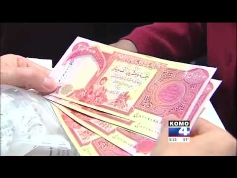 Global Currency Reset Iraqi Dinar on Mainstream Media