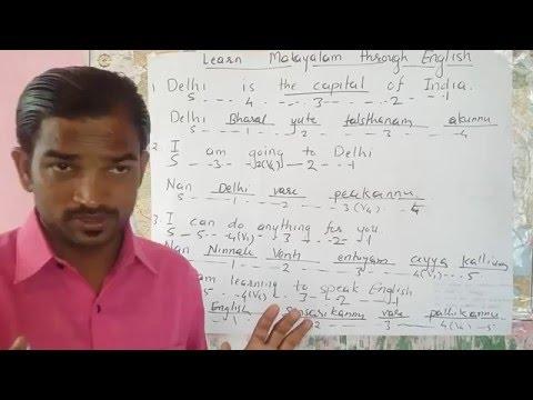 Learn MALAYALAM  through English. HINDI. SPANISH . CHINESE. ARABIC. RUSSIAN. Marathi. Portuguese.
