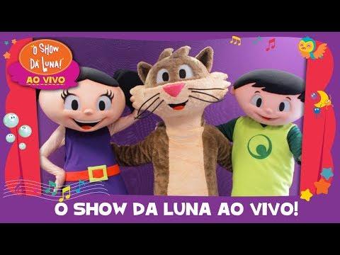 Xxx Mp4 O Show Da Luna AO VIVO 30 Minutos Com Clipes Do Teatro 3gp Sex