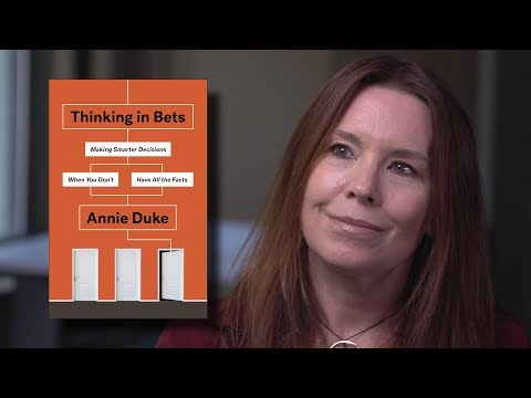 Poker Champion Annie Duke on Making Smart Bets in Life, Politics, and Football