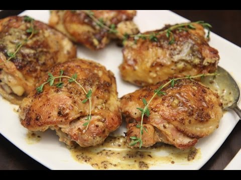 Honey Mustard Chicken - Cooked by Julie episode 319