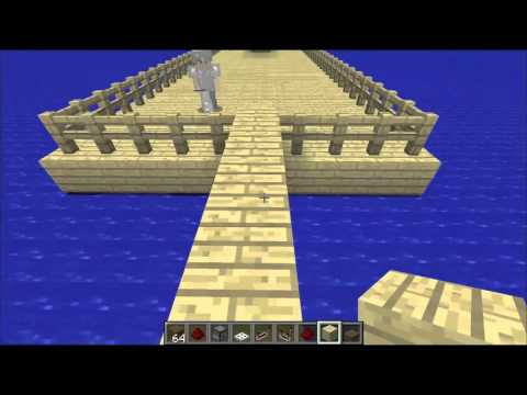 Minecraft Pro Tips Episode #2 - Build A Boat That Actually Floats