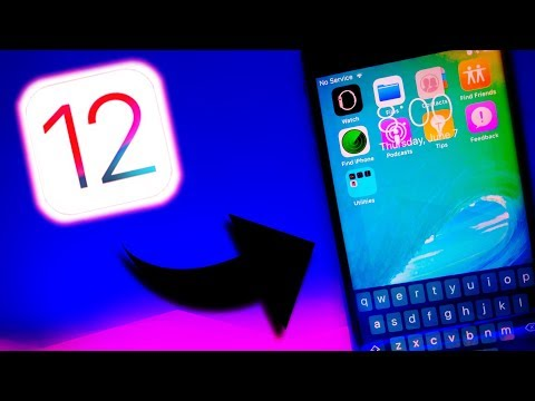 TOP IOS 12 GLITCHES / COOL IOS 12 GLITCHES FOR IPHONE IPAD AND IPOD TOUCH
