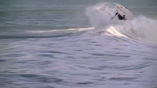 Goomer, Hull and South Shore MA Surfing Jan 30 2016