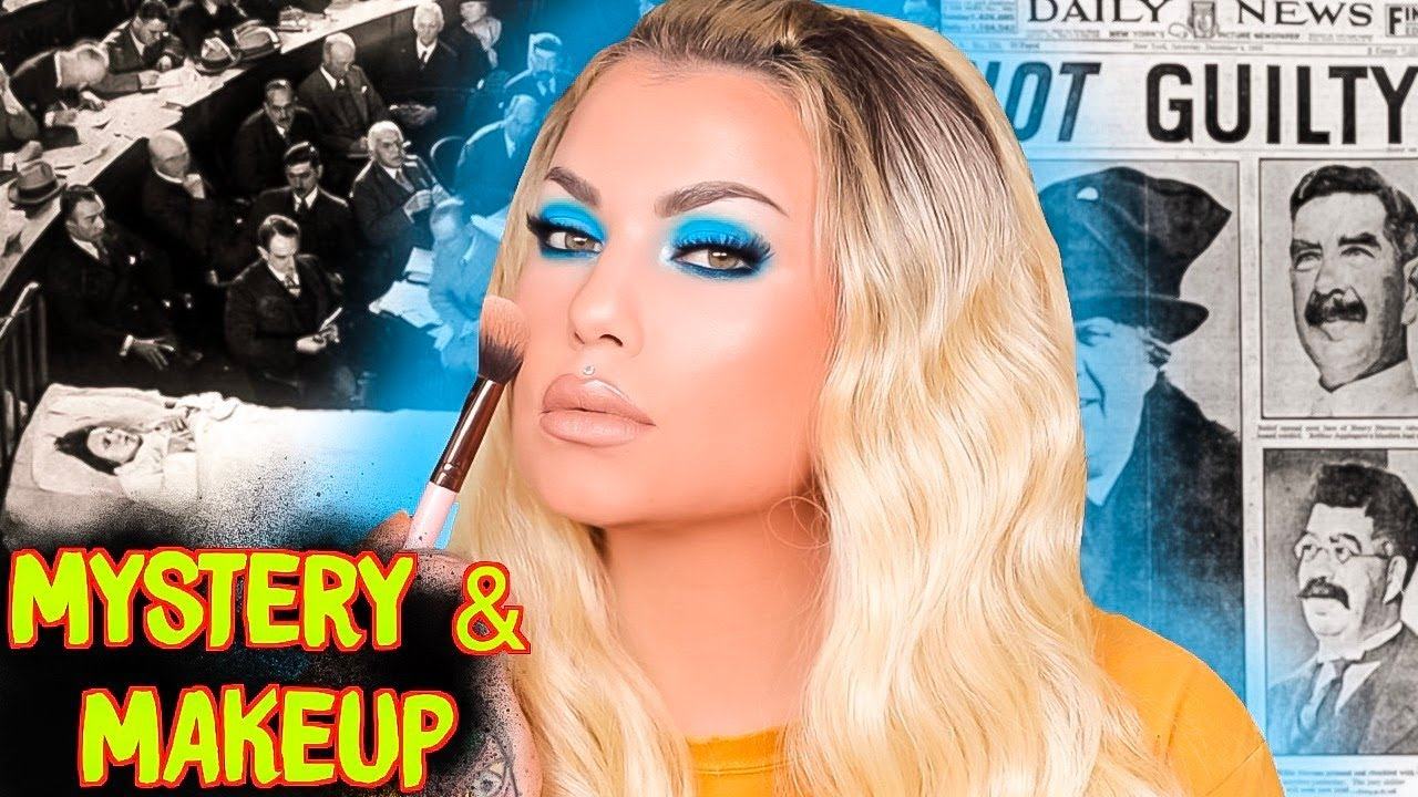 A Stroll Down Lovers Lane The Hall-Mills Mystery - Mystery & Makeup | GRWM - Bailey Sarian