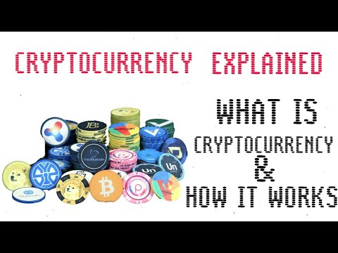 What Is Cryptocurrency And How Does It Works?