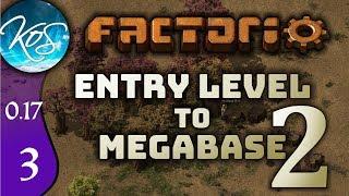 Factorio 0 17 Ep 1: SHINY NEW VERSION - Entry Level to Megabase 2