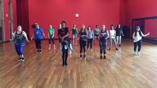 "Zumba With Mojo: ""in My Feelings"" By Drake"