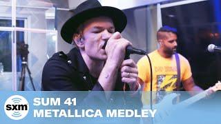 Sum 41 - Metallica Medley [Live @ SiriusXM]