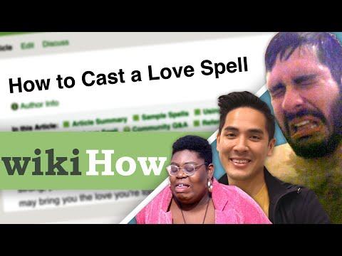 We Used WikiHow Tutorials To Find Love