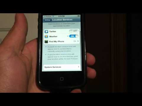 How To Drastically Improve your iPhone 4S's Battery Life