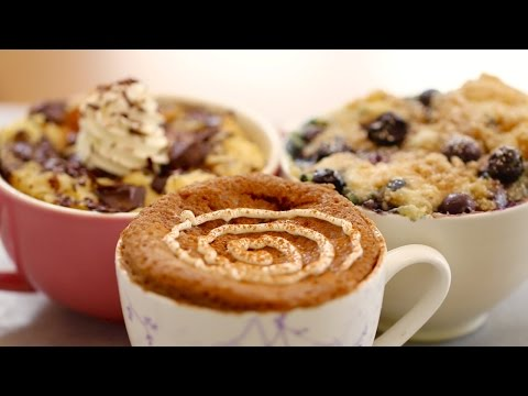 1 Minute Microwave Mug Breakfasts (with Egg-Free recipes) - Gemma's Bigger Bolder Baking Ep 76