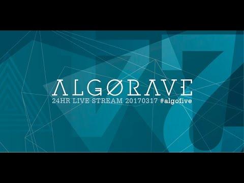 Algorave 5th birthday live stream