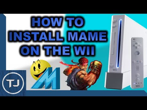 How To Install A MAME Emulator For Wii (With ROM's)