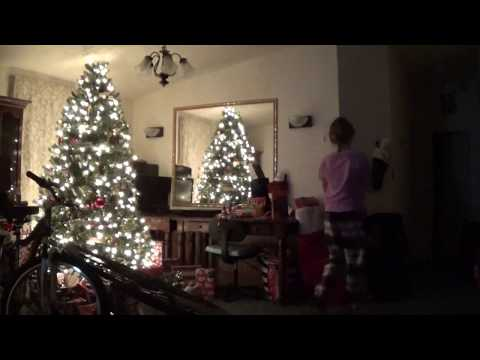 What your kids do before you wake up on Christmas 2017