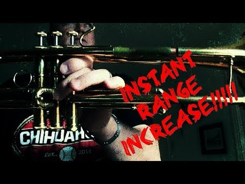 #1 HACK for Instant Range & High Note Increase for Lead Trumpet Players